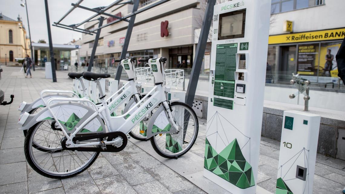 A bicaj mindenkié: a napokban befejeződik a közösségi kerékpárrendszer kiépítése