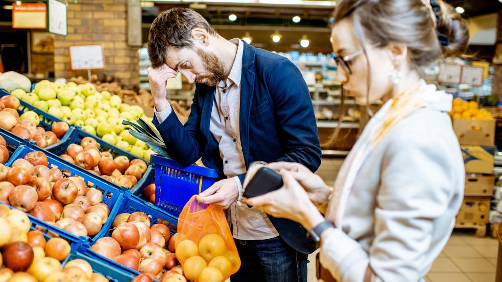 Elszállnak az árak: egyre magasabb az infláció Magyarországon