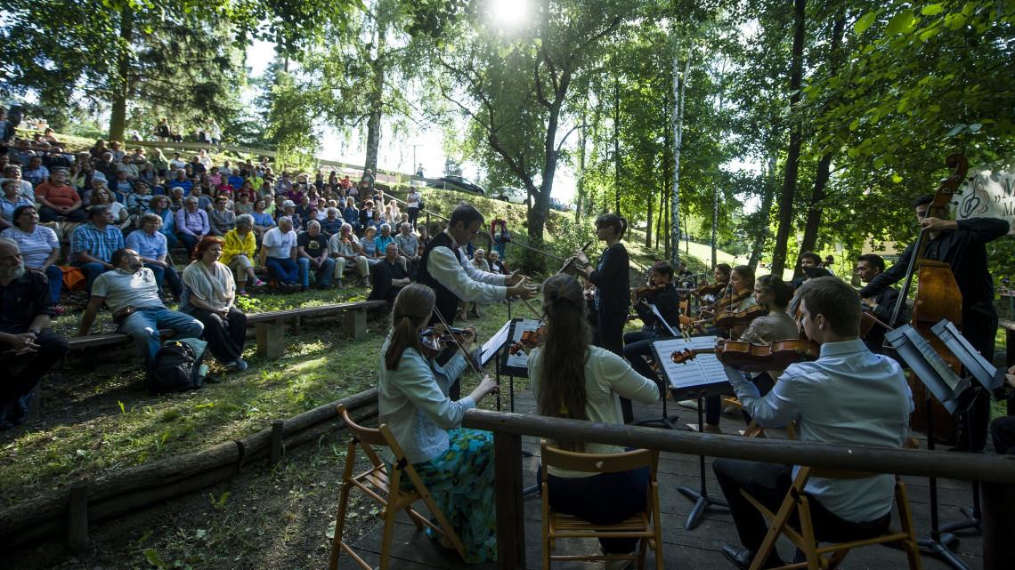 Idén is muzsikál az erdő: természetközeli programokkal vár Kecskemét