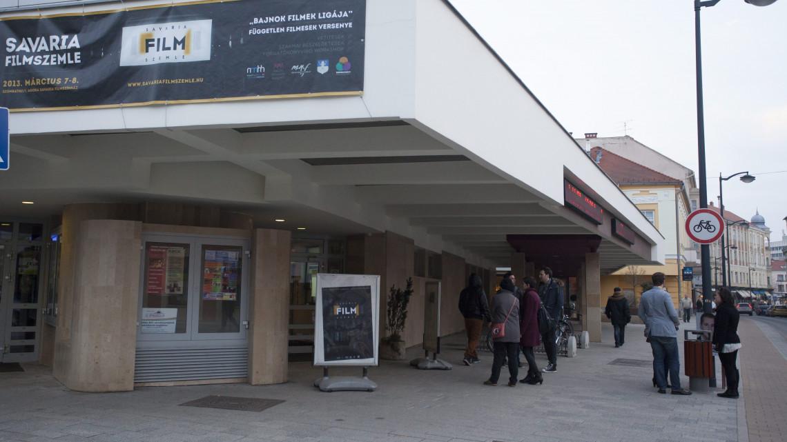 Filmdömping Szombathelyen: szerdán indul a Savaria Filmszemle!