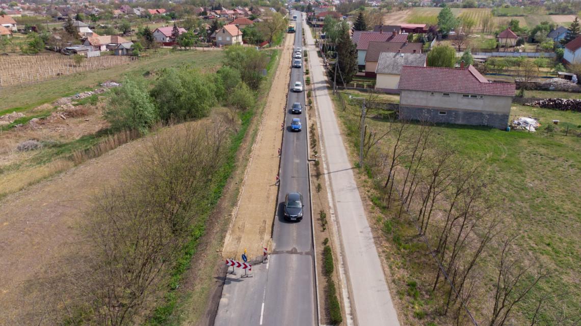 Komoly fejlesztésbe kezdtek a magyar halálúton: 2023-ra lesz kész