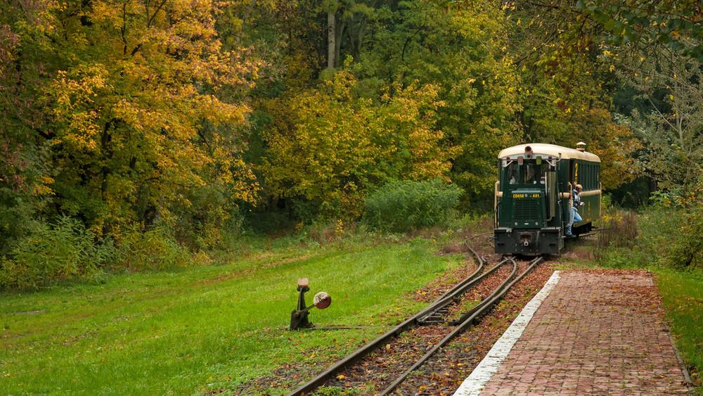 Megbénult a közlekedés: elöntötte a Duna a kisvasutat