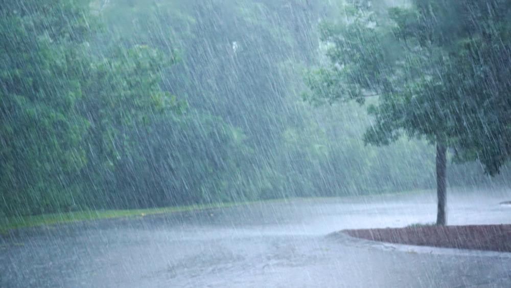 Megdőlt a csapadékrekord: volt, ahol 141 mm eső esett egy nap alatt
