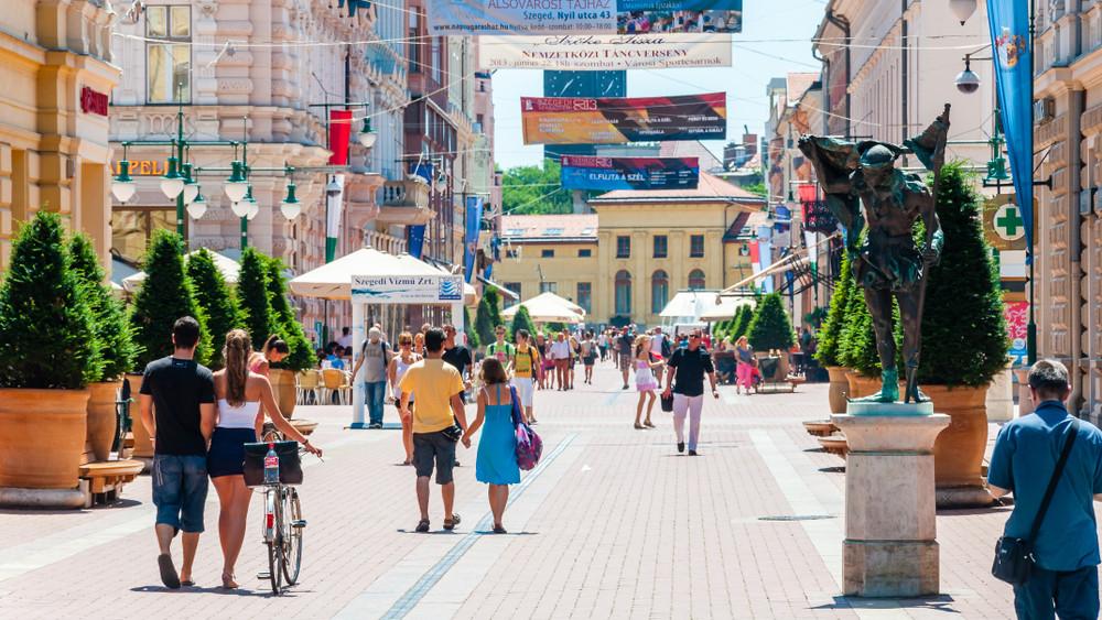 Íme, a legnépszerűbb úti célok: ide utaznak a magyarok a hosszú hétvégén