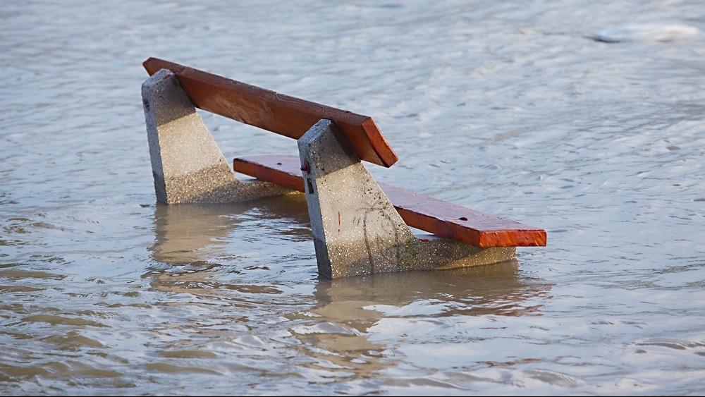 Folytatódik az áradás: ismét emelkedik a magyar folyók vízszintje