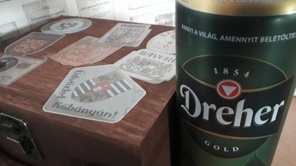 Visszaemlékezés a magyar sör történelmére: 165 éves a Dreher Sörgyárak