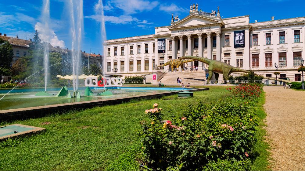 Szeged új köntösben: befejeződtek a városfejlesztési munkálatok
