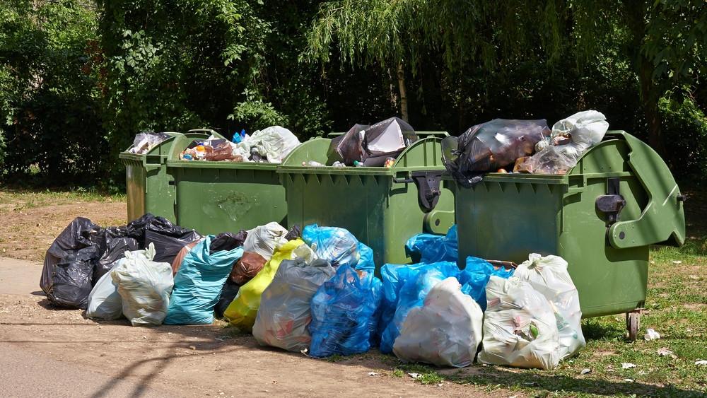 Kuka para Nógrádban: ismét akadozik a szemétszállítás