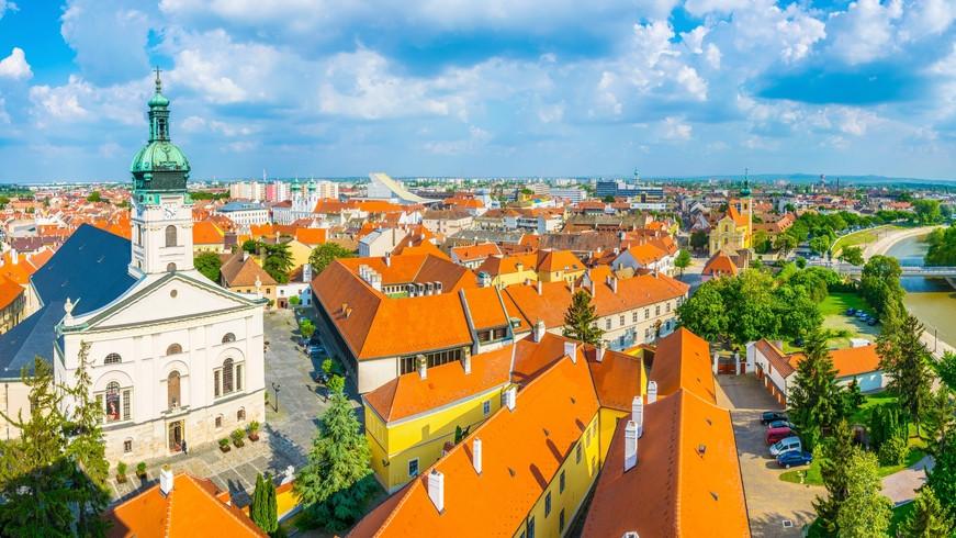 Veszik a lakásokat, mint a cukrot: Győr lesz az ingatlanpiac fellegvára?