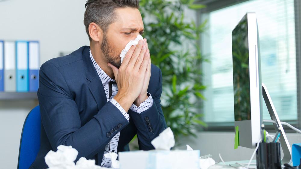 A helyzet egyre rosszabb: rohamosan nő a parlagfűre allergiások száma