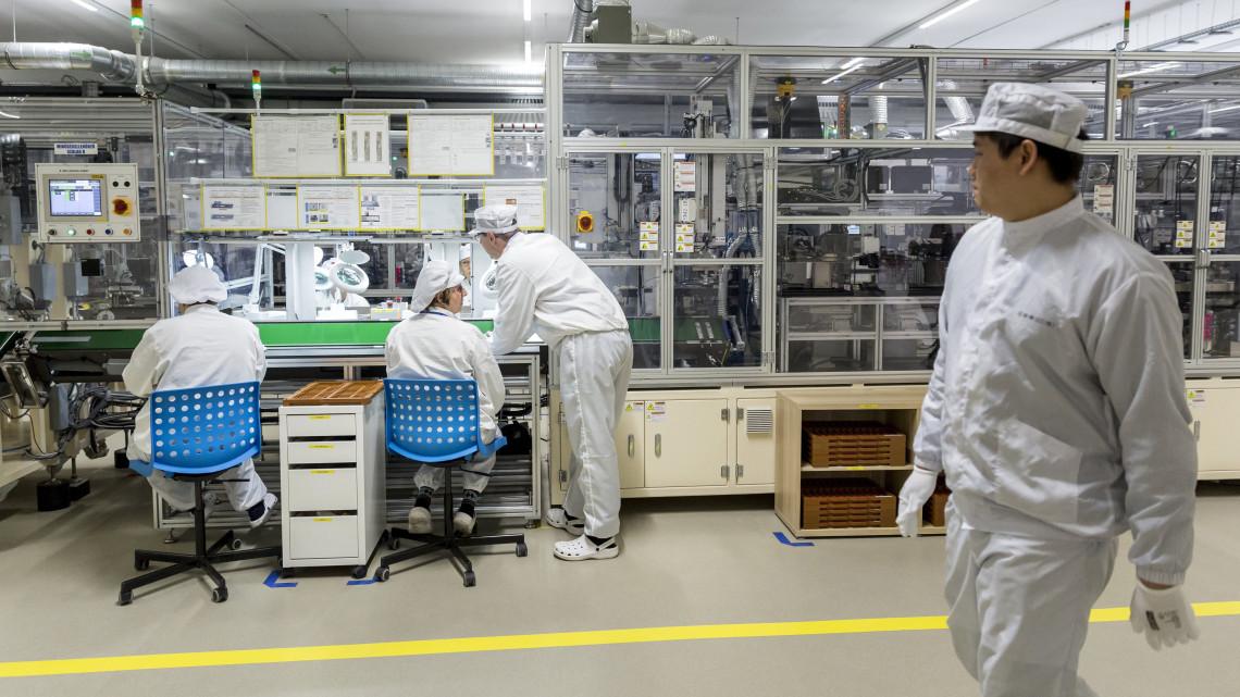 Újabb multi épít gyárat Magyarországon: tömegeket vesznek fel
