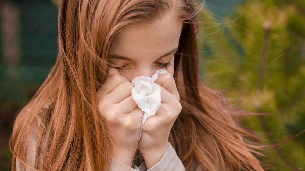 Meglepő dolog derült ki az allergiásokról: viharban sem csökkennek a tünetek