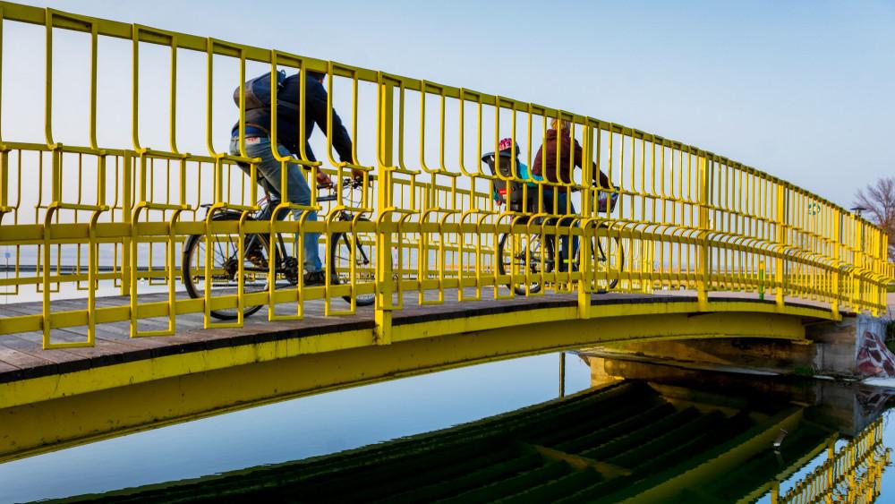 Kiderült: ekkorra készülhet el a Budapest-Balaton bicikliút