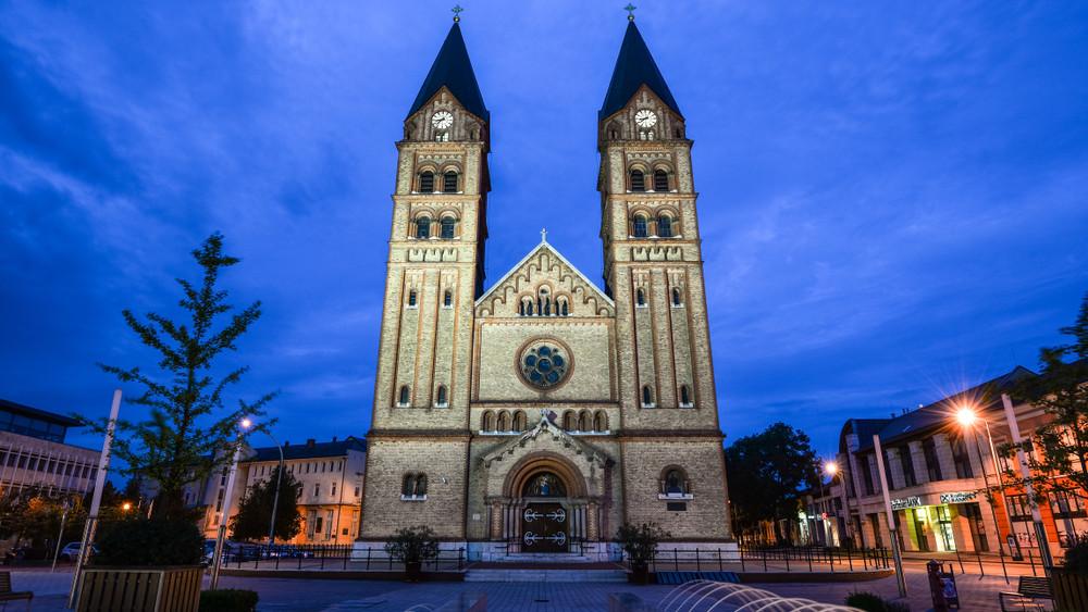 Megújul Nyíregyháza egyik ikonikus épülete: ilyen lesz