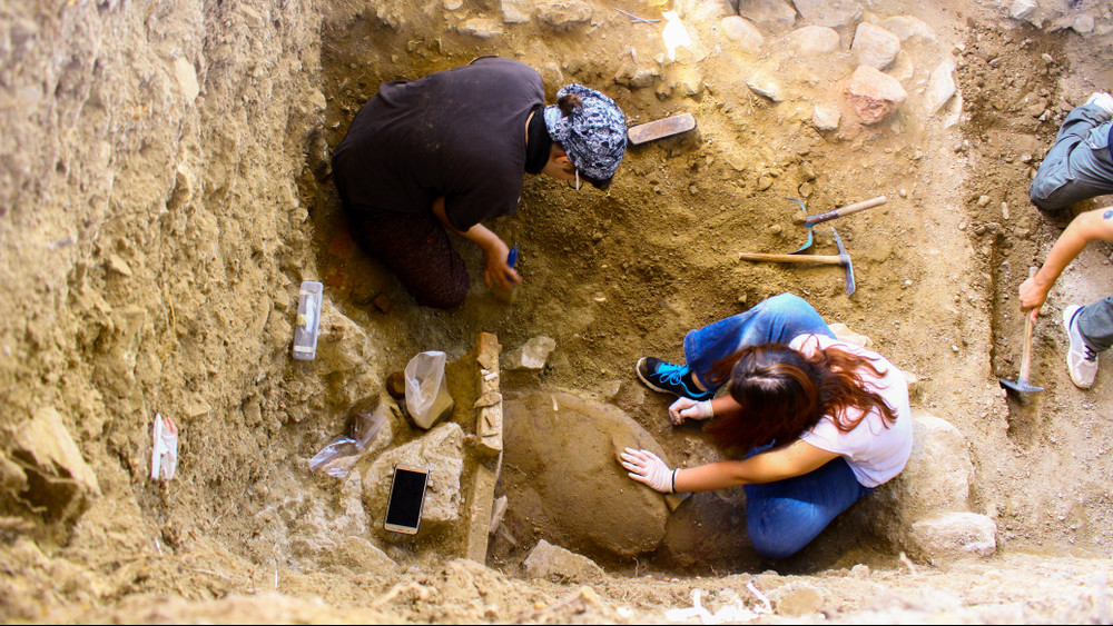 Egyedülálló régészeti leletre bukkantak: a templom több mint 600 éves