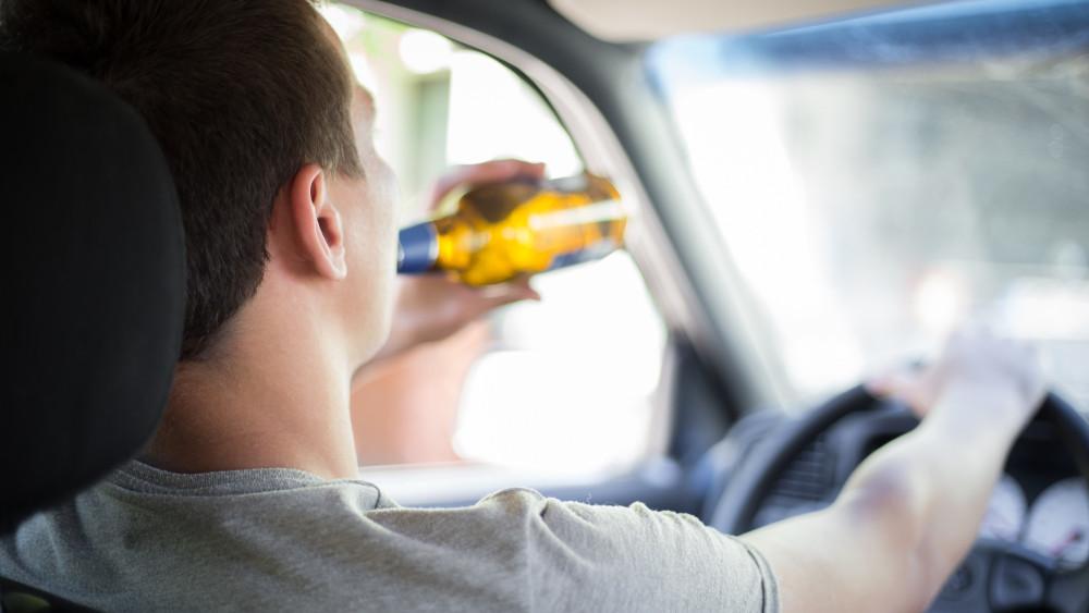Ki nem találnád, hol a legmagasabb az ittas vezetések száma: mutatjuk a listát!