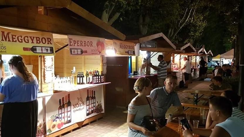 Rekordlátogatottság a 43. Boglári Szüreti Fesztiválon: jövőre még nagyobb lesz