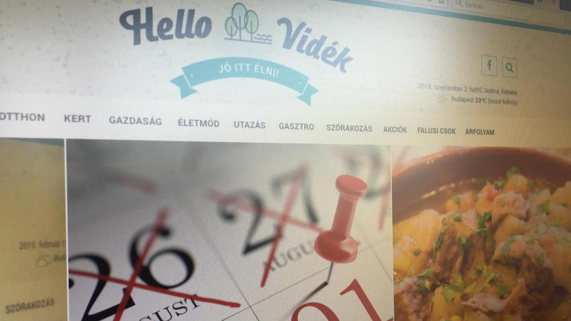 MUNKA - Vidéki tudósítókat keres a HelloVidék