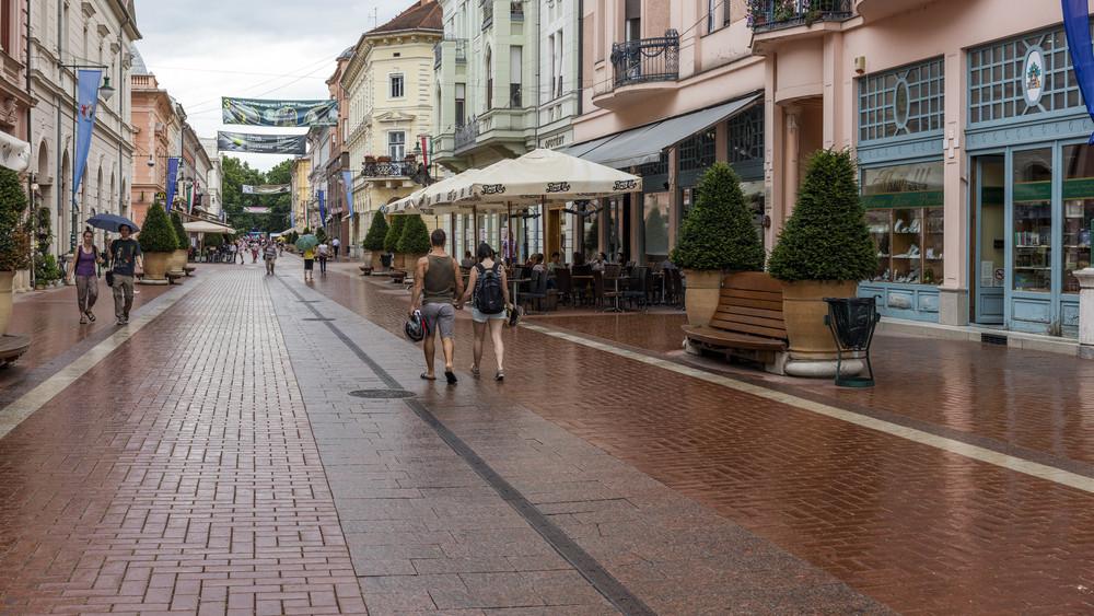 Óriási vihar tombolt Szegeden: képeken, videókon a pusztítás