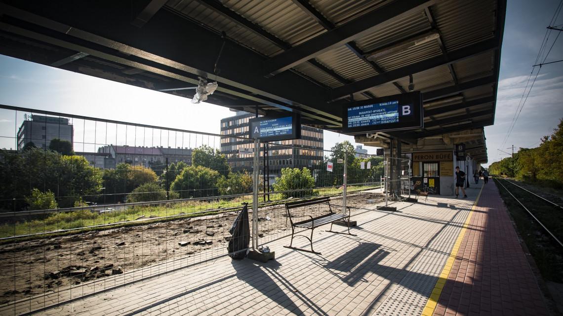 Folytatódik a korszerűsítés: egyre több a felújított vasútállomás