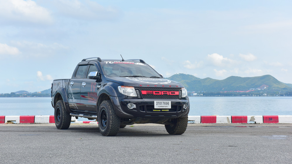 Vidéki ragadozó: hasított a teszten a  Ford Ranger Raptor