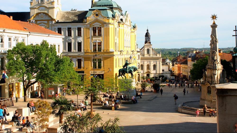 Gigaberuházás Pécsen: erre futja 1,2 milliárd forintból