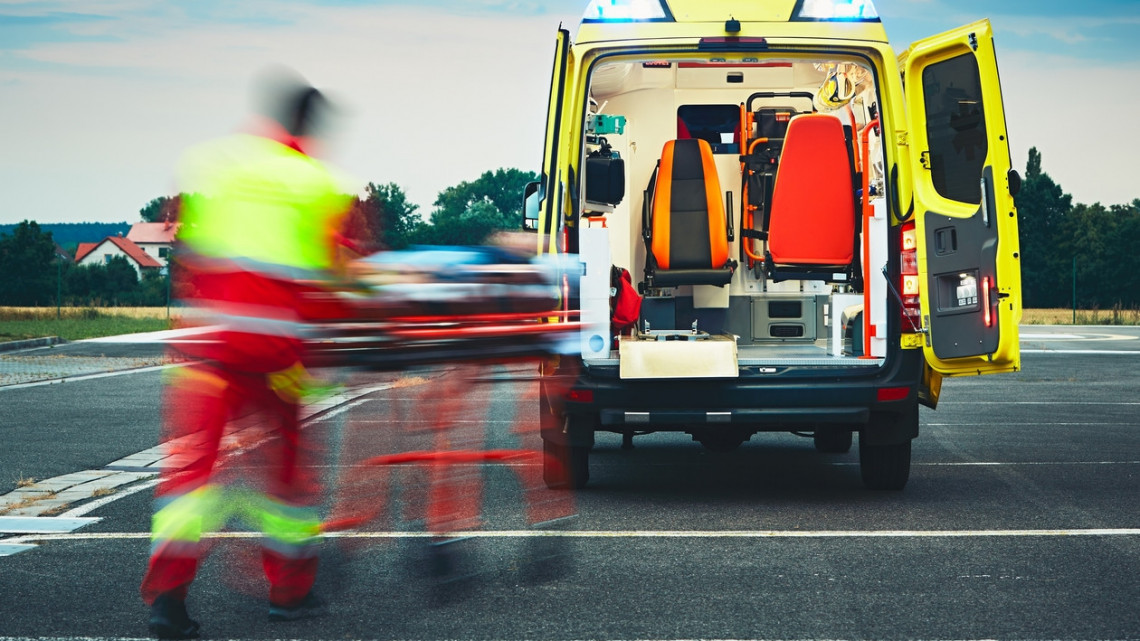 Ez a fejlesztés életeket menthet: 7 perccel gyorsabban ér ki a mentő!