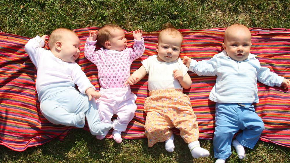 Baby boom: négyes ikrek születtek Debrecenben