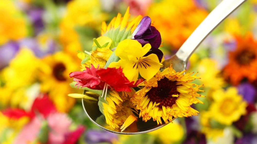 Jobb, mint a multivitamin: ezek a virágok nem csak szépek, de ehetők is