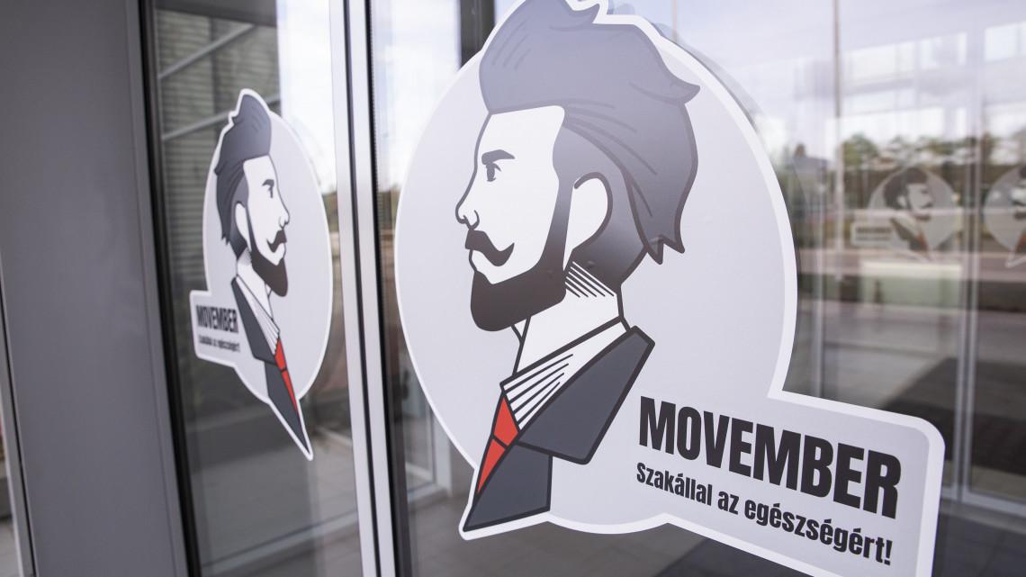 Szakállat növesztenek az abroncsgyár dolgozói: nemes cél mögé áll be a tatabányai cég