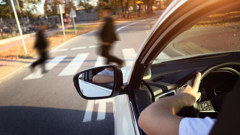 Ismét gázolásos baleset történt: gyalogost sodort el az autós