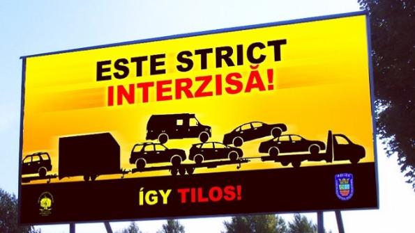 Lehet, hogy eddig nem értették? Üzent a rendőrség a román horror-trélereknek