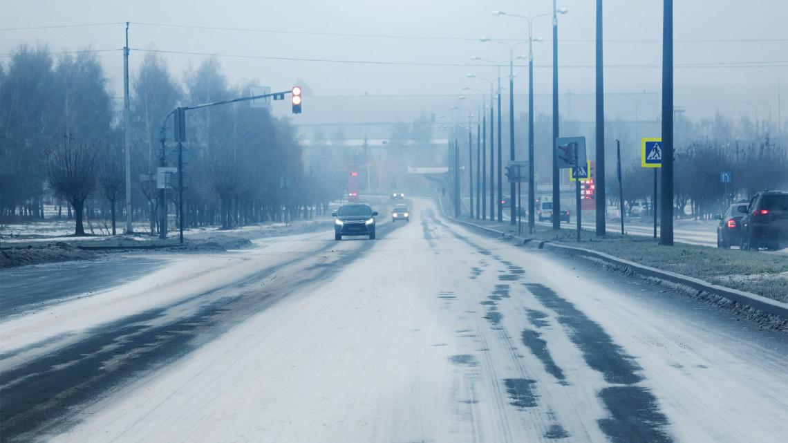 Bevásárolt a magyar közút: 180 ezer tonna sóval készülnek a télre
