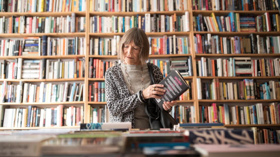 Sorra keresik fel ezt a vidéki könyvtárat a legnagyobb magyar írók, költők
