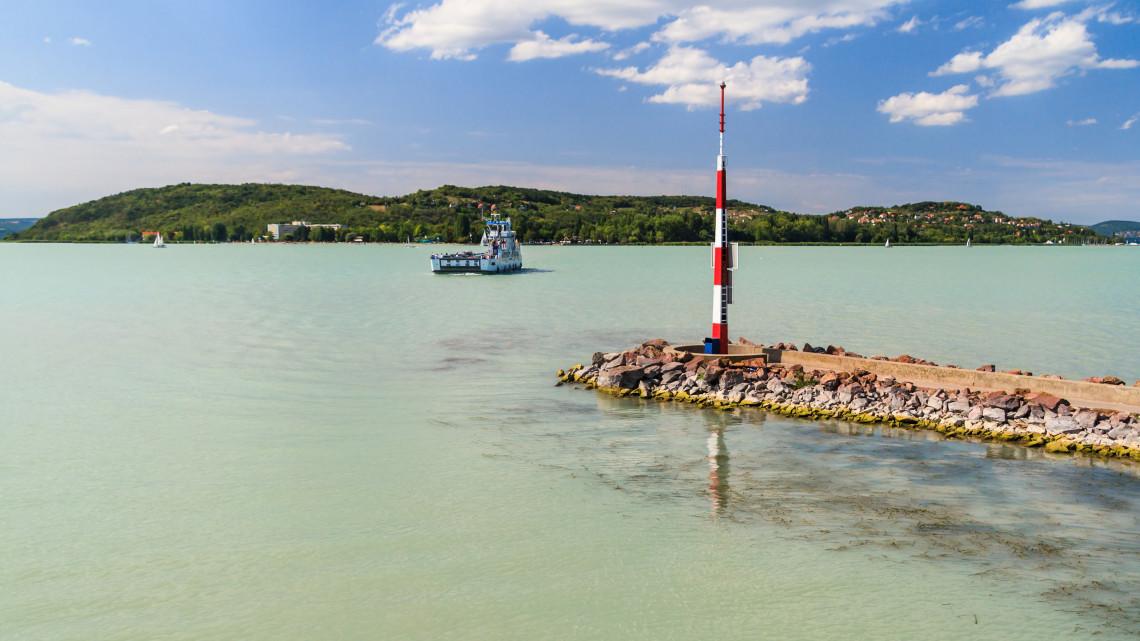 A bazaltbánya közelsége is beleszólhat az új balatoni ipari kikötő terveibe