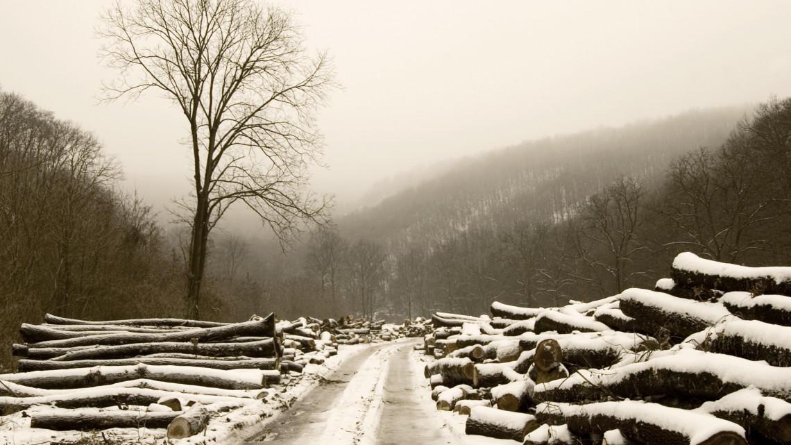 Folytatódik a havazás: mutatjuk, hol fog megmaradni a hó