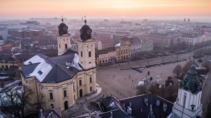 Tovább dübörögnek a fejlesztések: rengeteg projekt zajlik Debrecenben