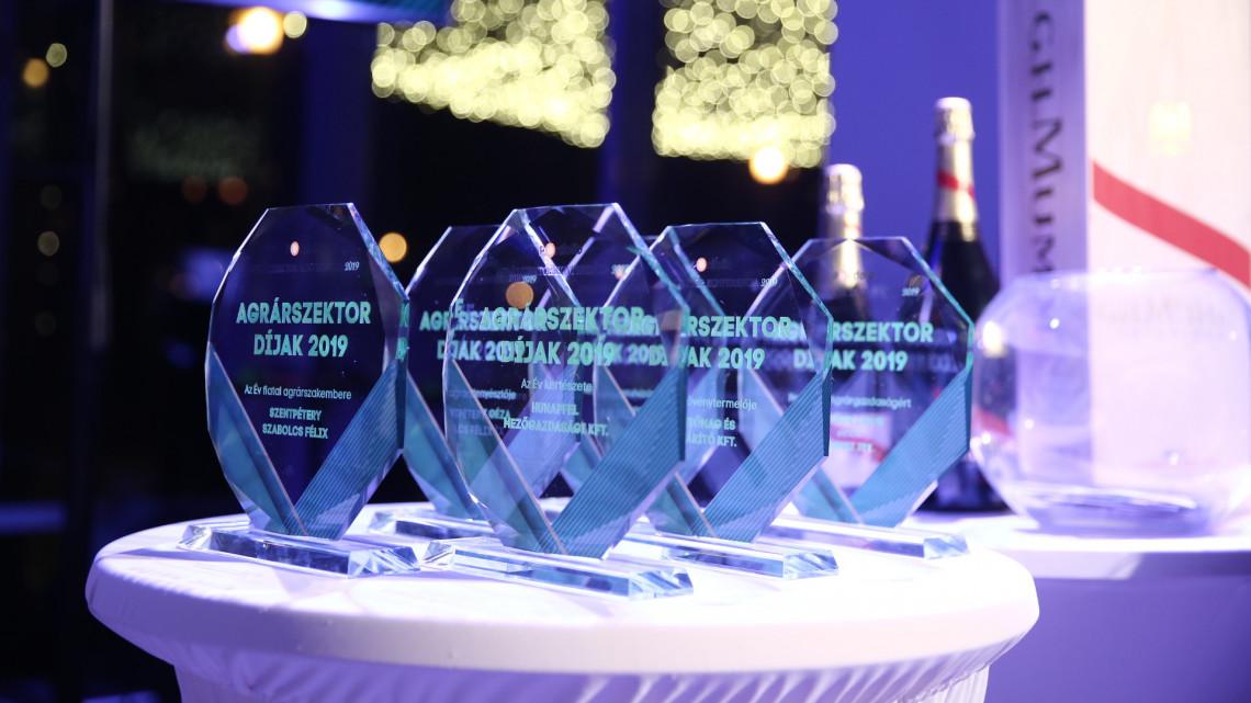 Megvannak a győztesek: ők a magyar agrárium legjobbjai 2019-ben + FOTÓK