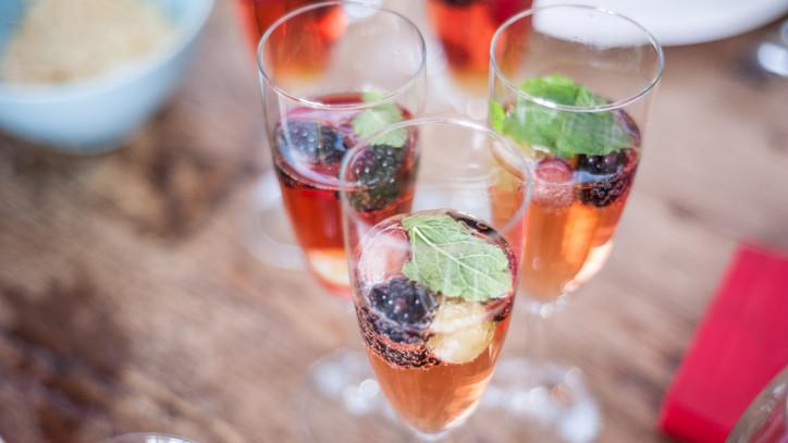 Tarolt a magyar pezsgő: a világ tíz legjobbja között a magyar termék