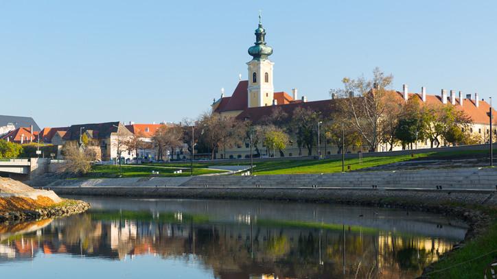 Fontos változás a győri vonatszakaszon: így juthatunk el ezután a Balatonra