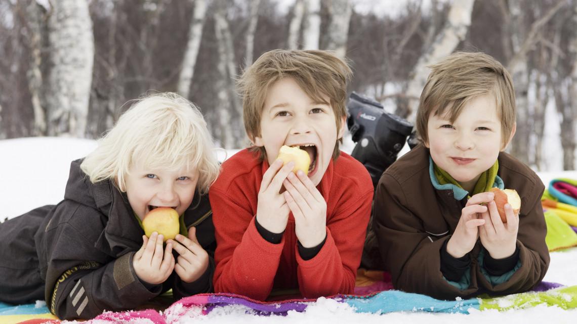 Erre a gyümölcsre mindenki rákattant: mutatjuk, mit esznek télen a magyarok
