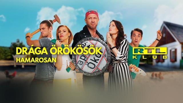 Itt a hivatalos dátum: mutatjuk, mikor indul a Drága örökösök 3. évada az RTL Klubon