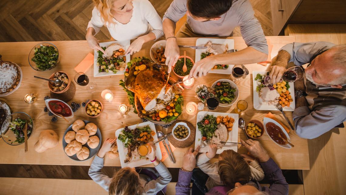 Itt a dietetikusok tanácsa az ünnepi lakomára: ezt nem árt megfogadni