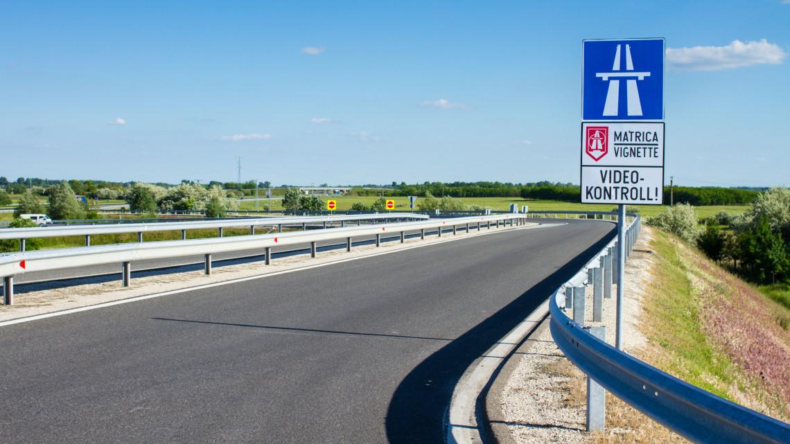 Új autópálya épül Magyarországon: már elkezdték kisajátítani a földeket