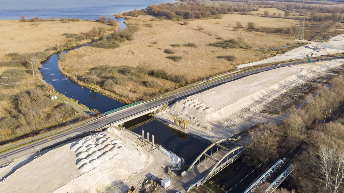 Nagyszabású útfejlesztés kezdődik: erre megy el 390 milliárd forint