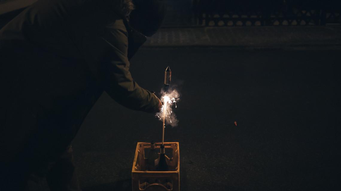 Brutális: videóban mutatják be mit okozhat egy rossz tűzijáték