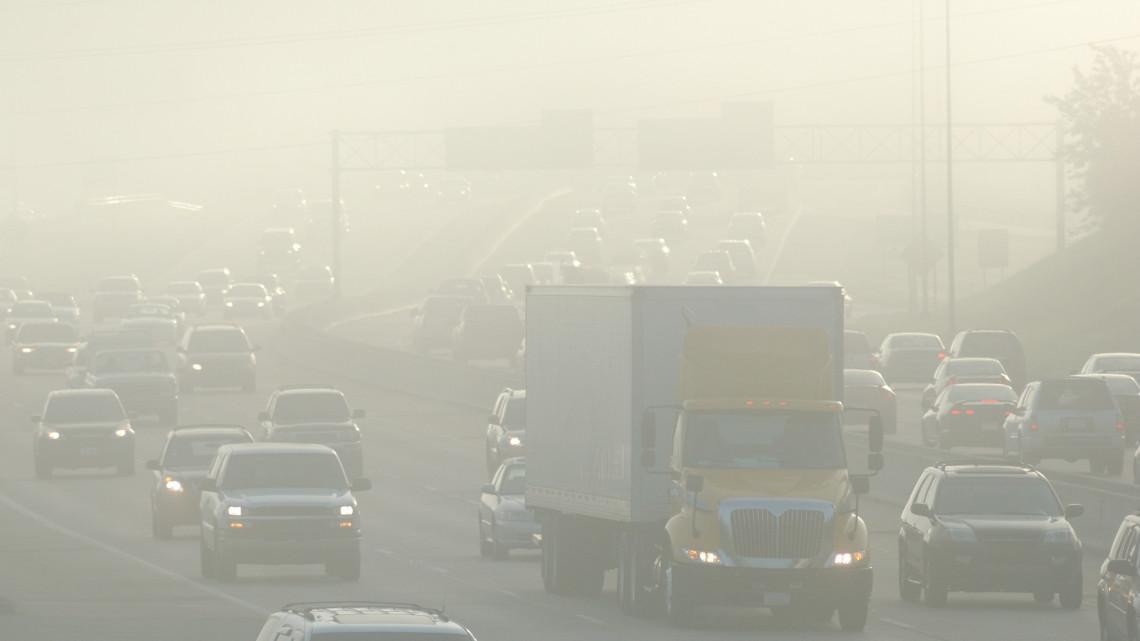 Ismét veszélyes a levegő minősége: ezeken a településeken a legnagyobb a baj
