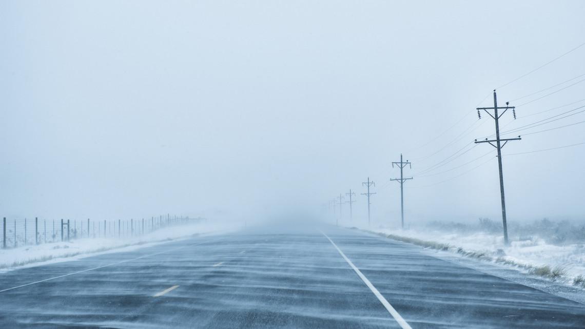 Kemény fagyok vidéken: volt, ahol mínusz 12 fokot mértek reggel