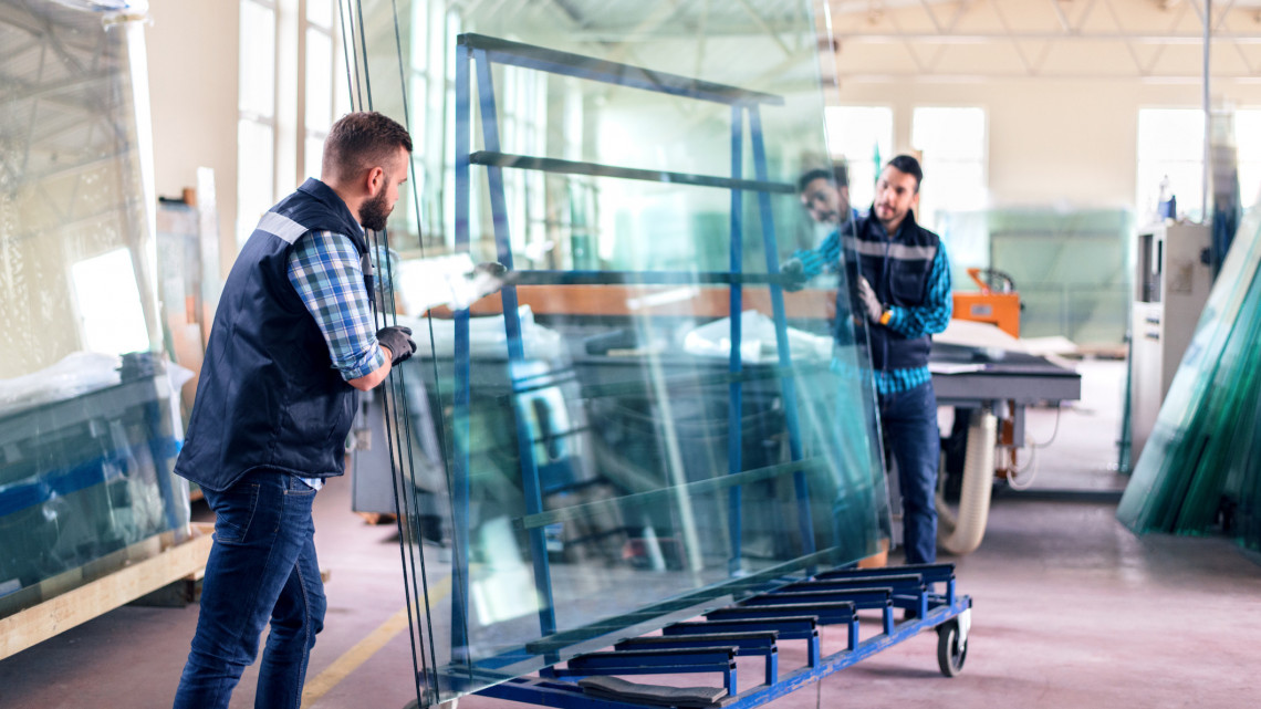 Méghogy Békés le van maradva: hasít a magyar üvegipar Európában