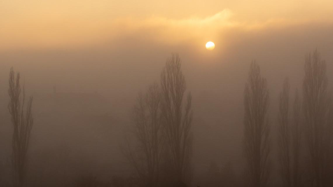 Szmogriadó: ezeken a településeken a legveszélyesebb a levegő minősége